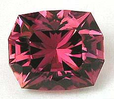 5.46 carat Nigerian pink Tourmaline
