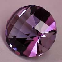 Maraba Amethyst Checkmate 7.72 carats