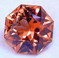 2.77 carat peach Tourmaline