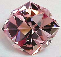 5.59 carat pink Tourmaline