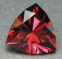 4.06 carat Rhodolite