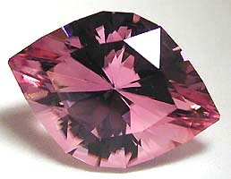 6.47 carat Nigerian pink Tourmaline