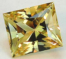 Gram Prince in yellow Scapolite