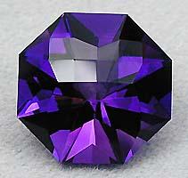 3.64 carat Amethyst
