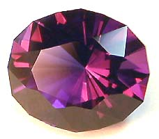 2.46 carat Amethyst