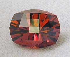 almandine faceting