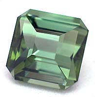 Step on me... Green Tourmaline