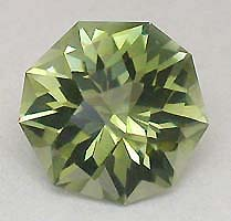 Delta cut by Tony Carsone in Tourmaline