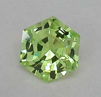 Chrysoberyl cut by Tony Carson