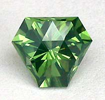 Zircon cut by Tony Carson