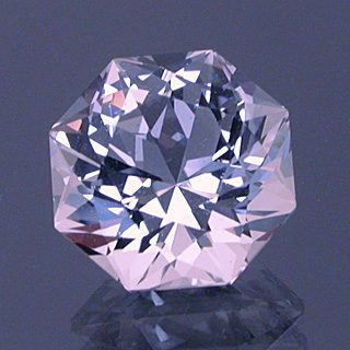 Fancy Brilliant Octagon Cut Goshenite Beryl