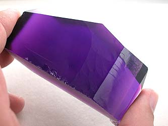 Man-made Gemstones: Amethyst