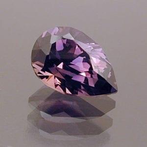 Pear Cut Bi-Color Sapphire