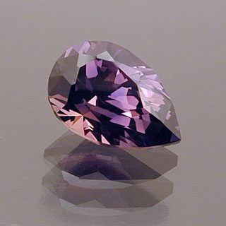 Pear Cut Bi-Color Sapphire, Africa, 1.17 cts