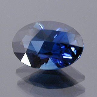 Choval Cut Sapphire, Australia, 1.69 cts