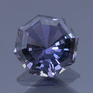 Barion Octagon Cut Sapphire, Songea, Tanzania, 0.43 cts