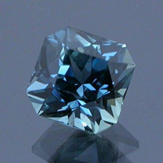 Fancy Square Brilliant Cut Sapphire