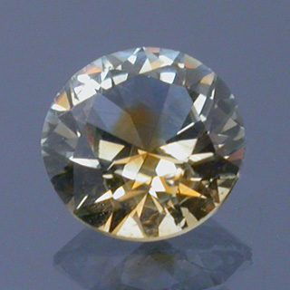 Round Brilliant Cut Sapphire
