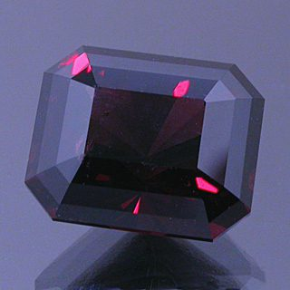 Barion Emerald Cut Spinel