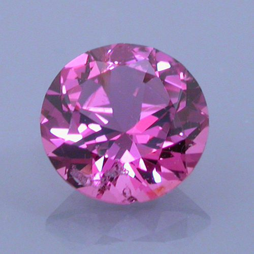 Fancy Round Brilliant Cut Spinel, Sri Lanka, 0.43 cts