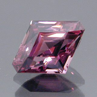 Fancy Diamond Shape Cut Spinel, Burmese (Myanmar), 0.87 cts
