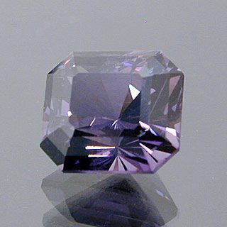 Barion Rectangle Cut Spinel, Tanzania, 0.99 cts