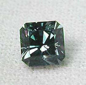 Barion Square-cut sapphire - the gemstone business