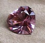 SweetHeart-cut - pink tourmaline