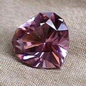 SweetHeart-cut - pink tourmaline