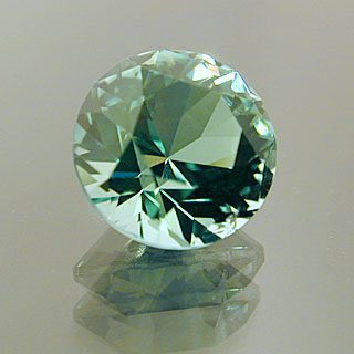 Mini Portuguese Round Cut Tourmaline