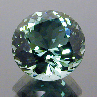 Faceted African Paraiba - Mozambique