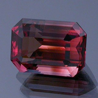 Emerald Cut Tourmaline