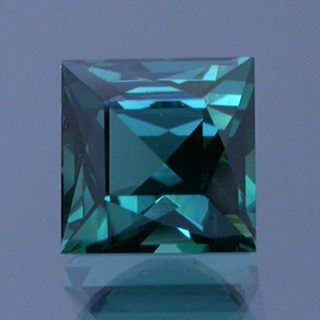 Fancy Princess Cut Tourmaline, Congo, 0.81 cts