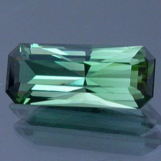 Radiant Step Emerald Cut Tourmaline, Mozambique, 1.46 cts
