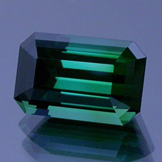Emerald Cut Tourmaline, Congo, 2.12 cts