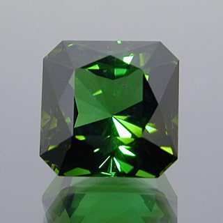 Square Brilliant Cut Tourmaline, Mozambique, 4.51 cts