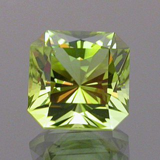 Fancy Barion Square Cut Tourmaline, Afghanistan, 1.25 cts