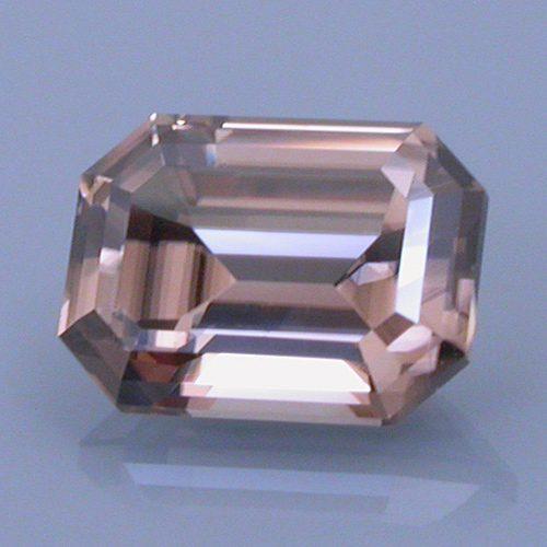 Emerald Cut Zircon