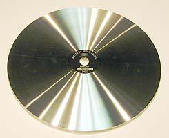 zinc lap - oxide polish
