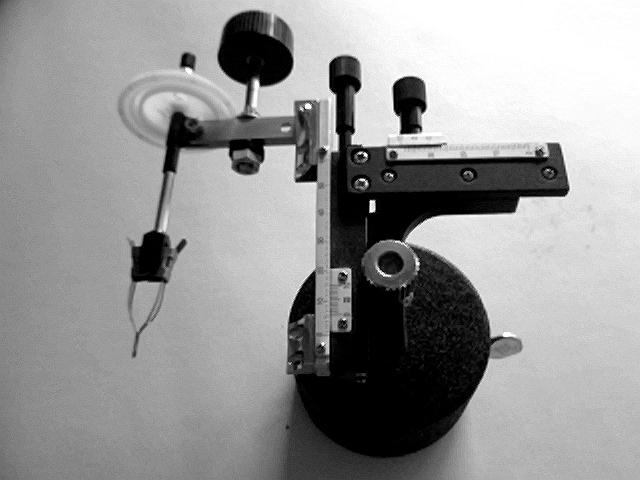 multipurpose microscope stage - complete