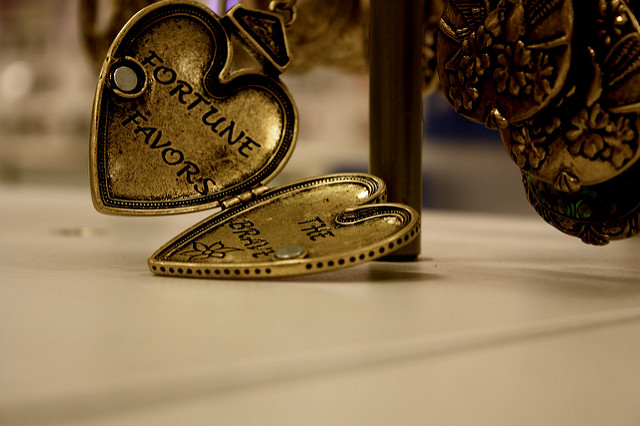 bracelets and necklaces - locket