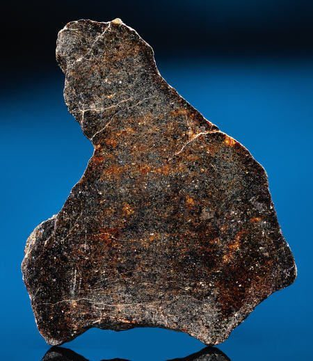 meteorite, possibly from Mercury