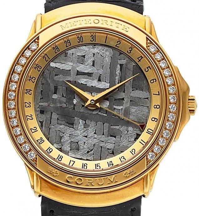 gold watch - Agpalilik find