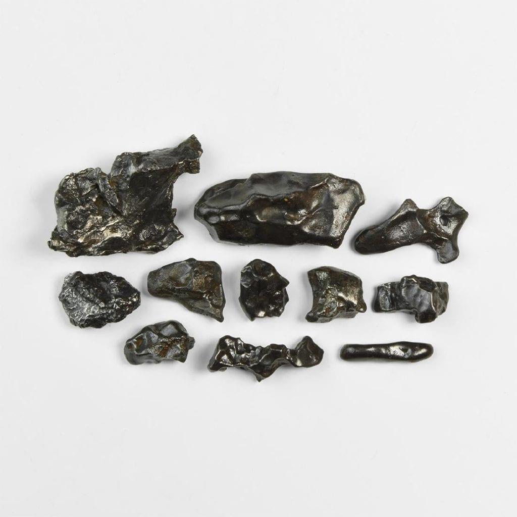 Sikhote-Alin pieces