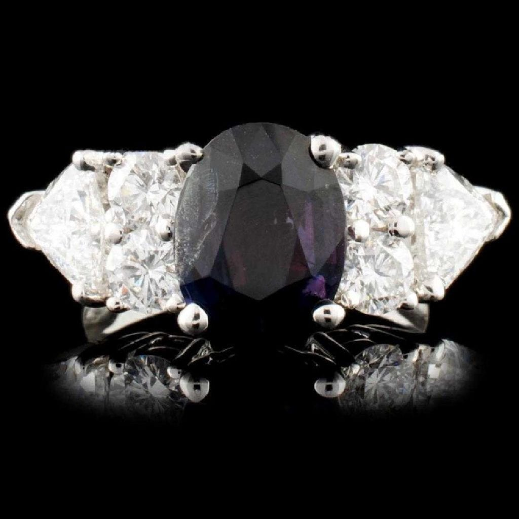 natural alexandrite ring - gemology career options