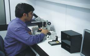 lab gemologist - gemology career options