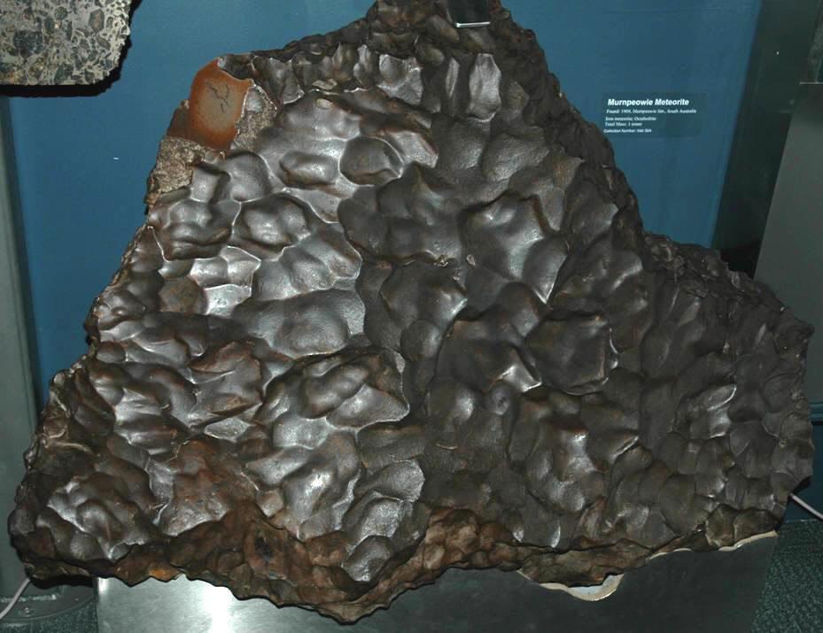 Murnpeowie meteorite