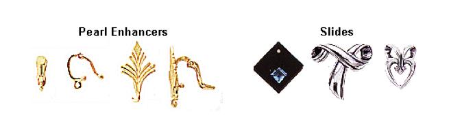 bracelets and necklaces - pendant types