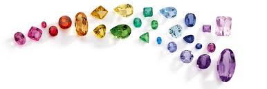 A Variety of Gemstones