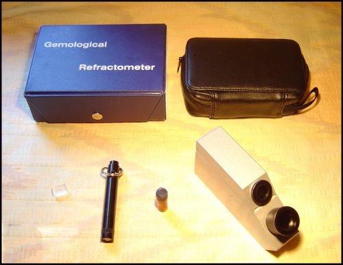 Gem Lab Refractometer